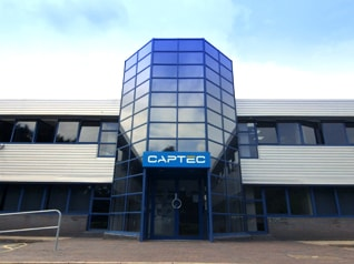 Captec HQ - UK Building