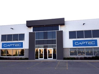 Captec HQ - Canada Building