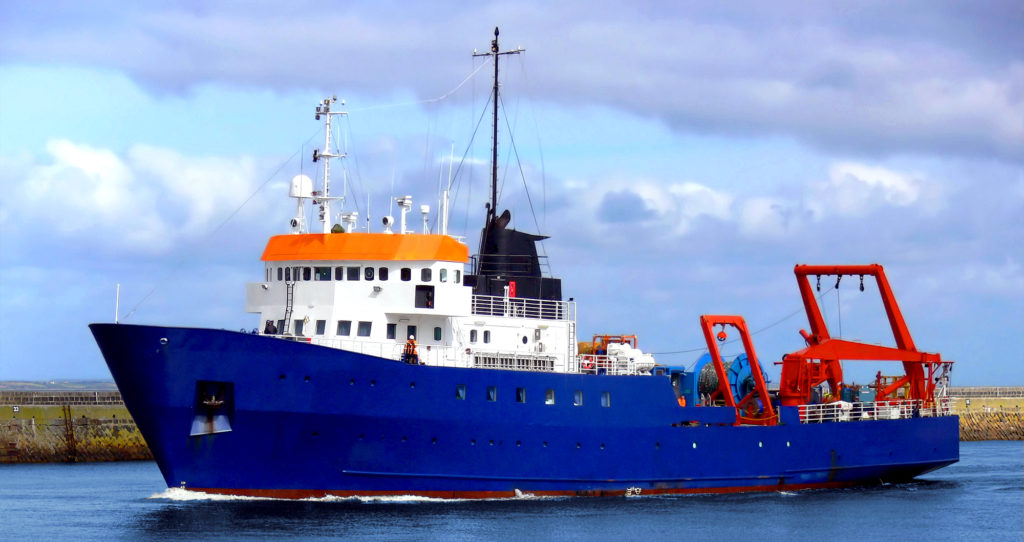 Marine Subsea Survey Applications - Captec