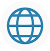 International Reach Icon - Captec