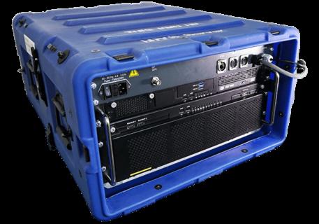 Man-portable Rack Platforms - Captec