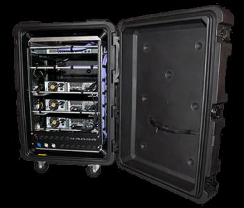 Mobile Rack Platforms - Captec
