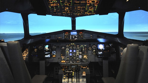 Blog - The Evolution of Flight Simulation - Captec