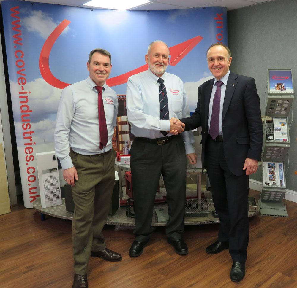 Captec Cove Industrial Enterprises Acquisition 010319 LR72dpi - Captec Group's Latest Acquisition Adds to IPO Momentum