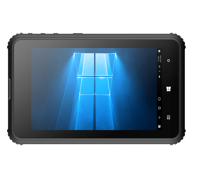 captec vt 681 fully rugged tablet 01 landscape - Vehicle Tablet Selection Guide
