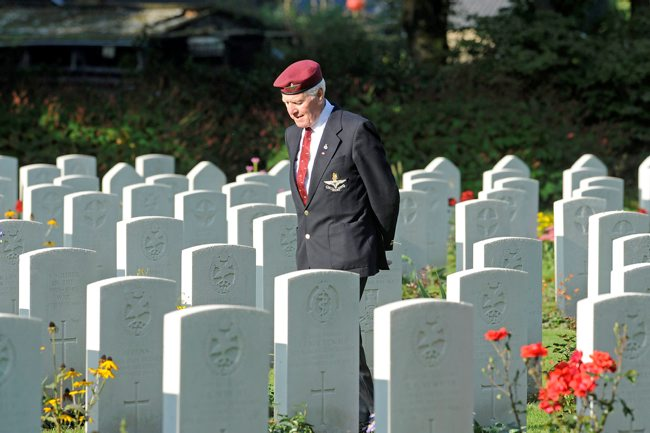 DDay Graves - D-Day 75th Anniversary